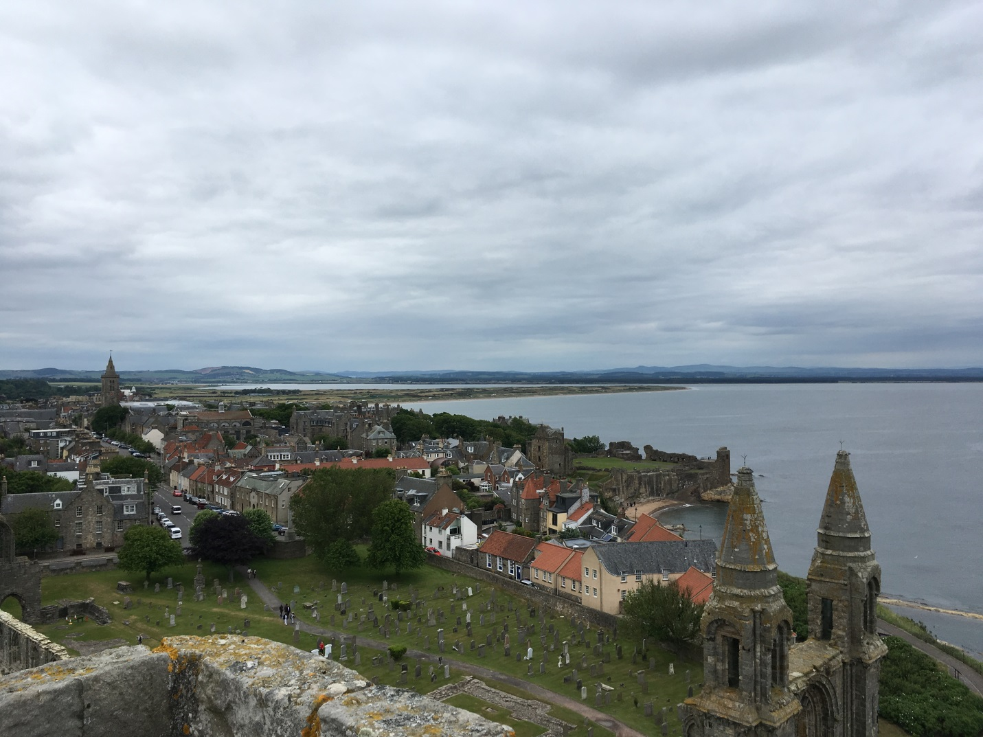 Scotland's St  Andrews is More Than a Picturesque Coastal Town - San