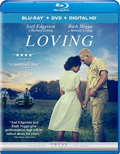 Loving, DVD Review, by Kam Williams, anti-miscegnation laws, Racial Integrity Act, Virginia, landmark legal case