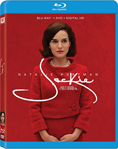 Jackie,  DVD Review by Kam Williams, Jackie Kennedy, bittersweet docudrama, assassination, JFK, behind the scenes, Pablo Larrain, mental state