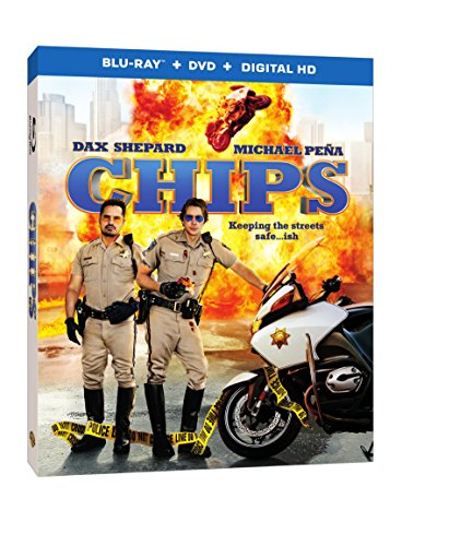 Chips, DVD Review, classic television, Ponch Poncherello, Jon Baker, California Highway Patrol Officers