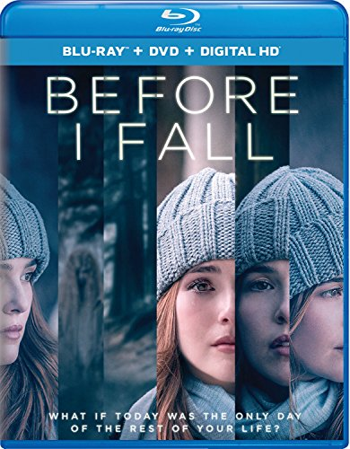 Before I Fall, DVD Review, Kam Williams, Zoey Deutch, Erica Tremblay, bittersweet tale of redemption, Lauren Oliver, Groundhog Day