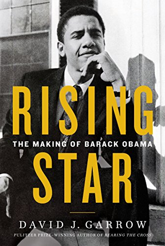David J. Garrow, Barack Obama, Book Review by Kam Williams, Genevieve Cook, Pulitzer Prize-winner