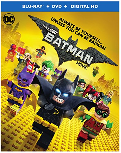 The LEGO Batman Movie, DVD Review, Chris McKay, Batman, Robin, Batgirl, superhero, clever, silly