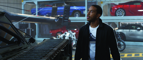 "Ludacris,  The ""Fate of the Furious"" Interview  with Kam Williams, one of music's premiere entertainers,recording artist, rap"