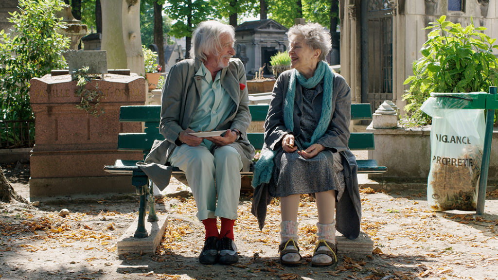 Lost in Paris, Film Review, Dominique Abel, Fiona Gordon, Wes Anderson, Charlie Chaplin