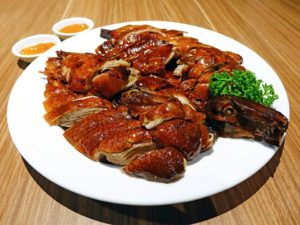 The Perfect Roasted Duck